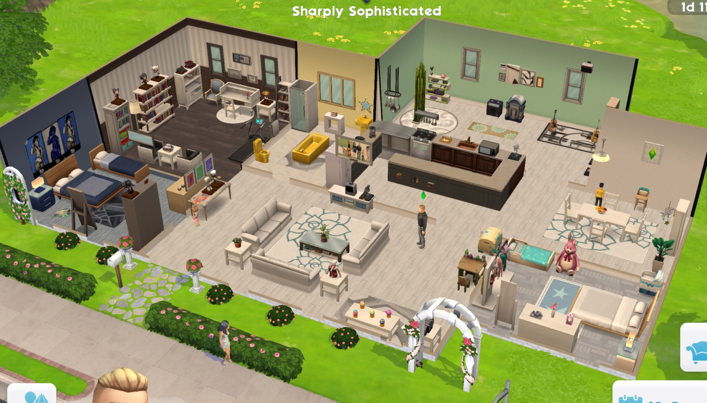 The Sims Mobile Share Your House Blueprints Page 3 Answer Hq