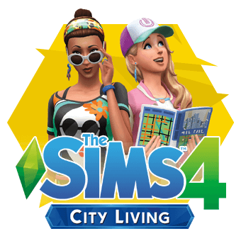 Sims 4 City Living Console