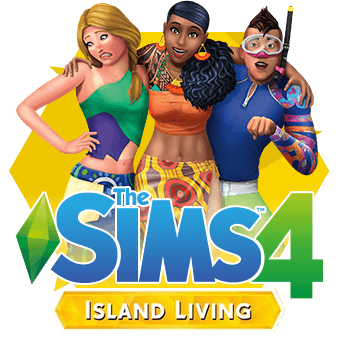 Sims 4 Island Living Launch