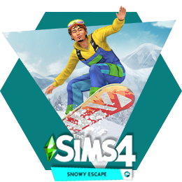 Sims 4 Snowy Escape Launch