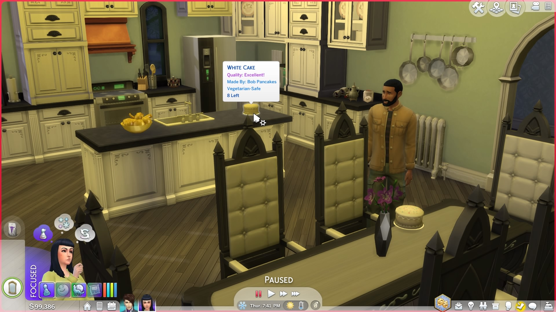 Solved Fixed Sims Are Obsessed With Cooking And Baking Answer Hq