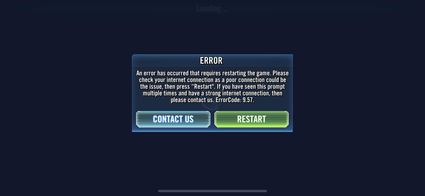 error code pic