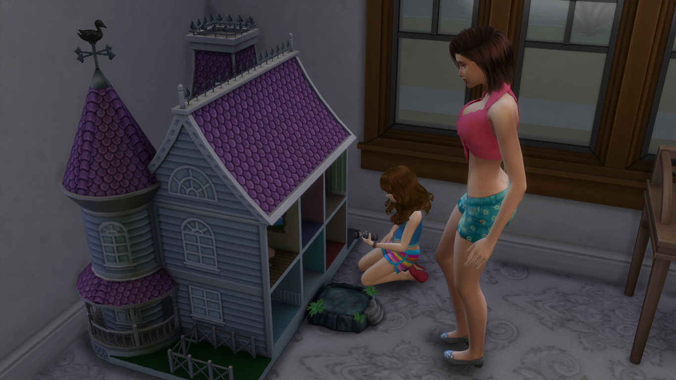 Sims don't play dolls together.png