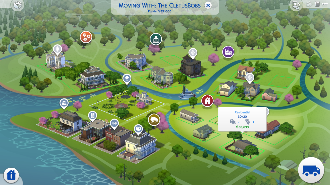 TS4 - Missing lot name.png