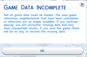 Solved: [FIXED] Game Data Incomplete - Answer HQ