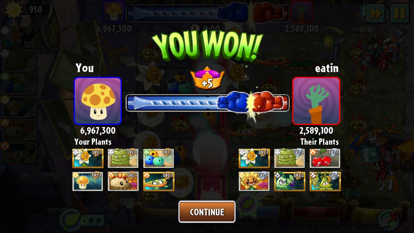 Level 1 Plants