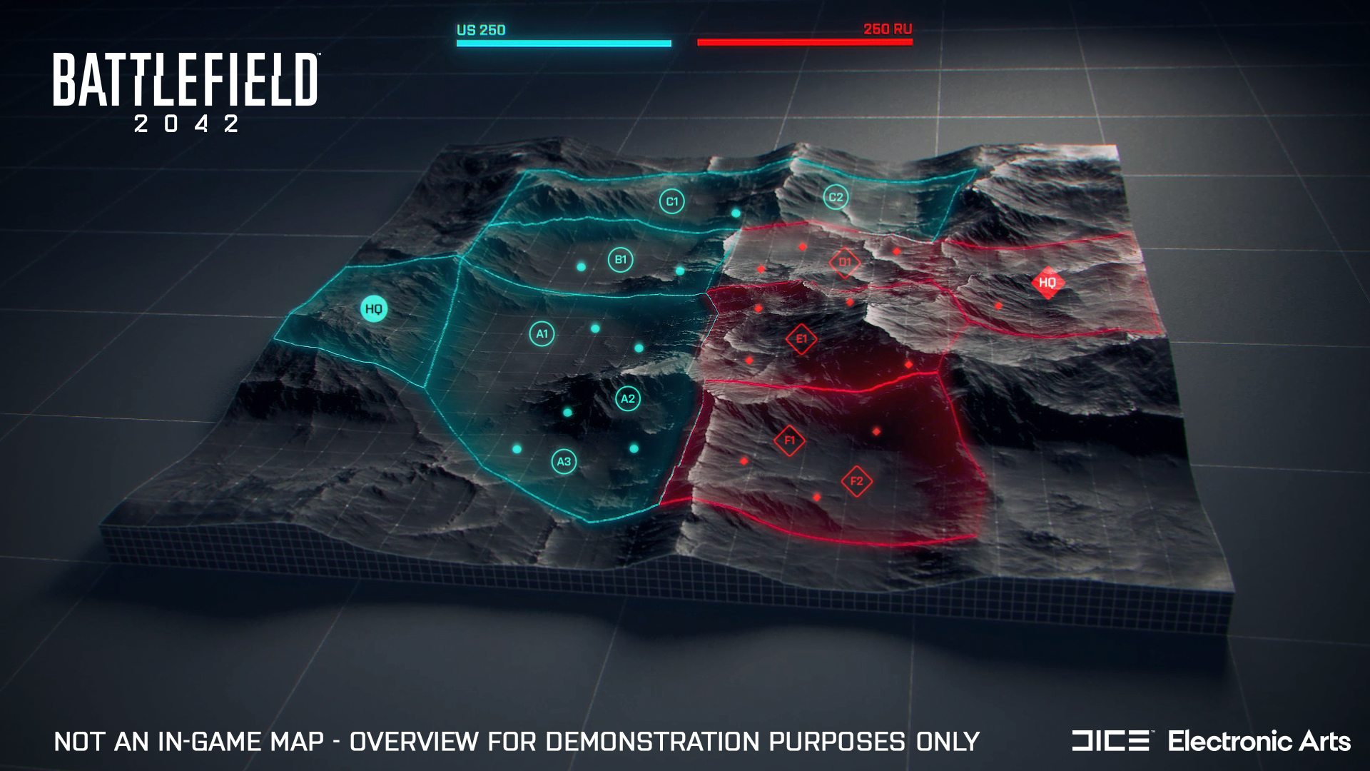 Battlefield Briefing_ Welcome to 2042 - Conquest Sectors Example