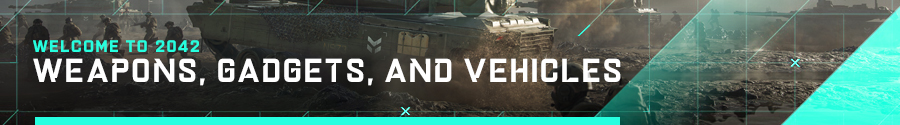 Battlefield Briefing_ Welcome to 2042 - Weapons, Gadgets, and Vehicles