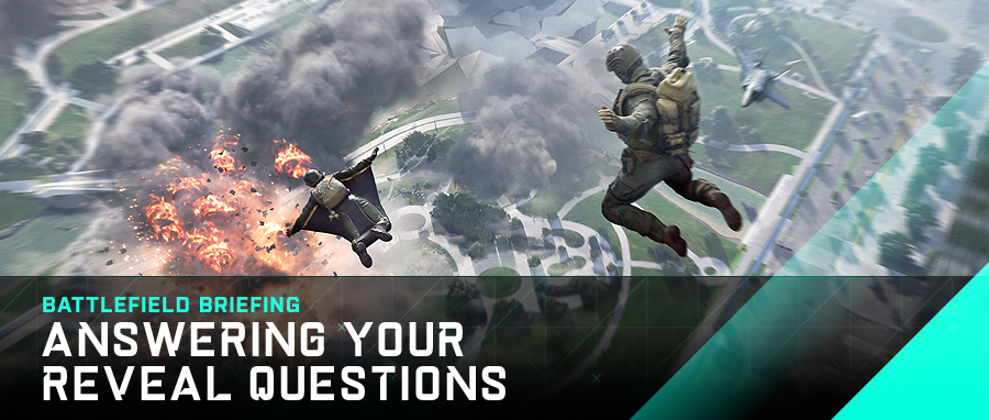 Battlefield Briefing_ Answering Your Reveal Questions
