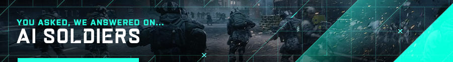 Battlefield Briefing_ Answering Your Reveal Questions - AI Soldiers