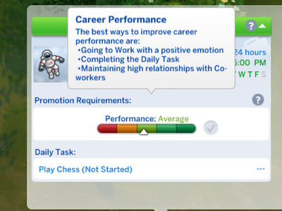 Sims 4 BG Astronaut job A1-job accepted.png