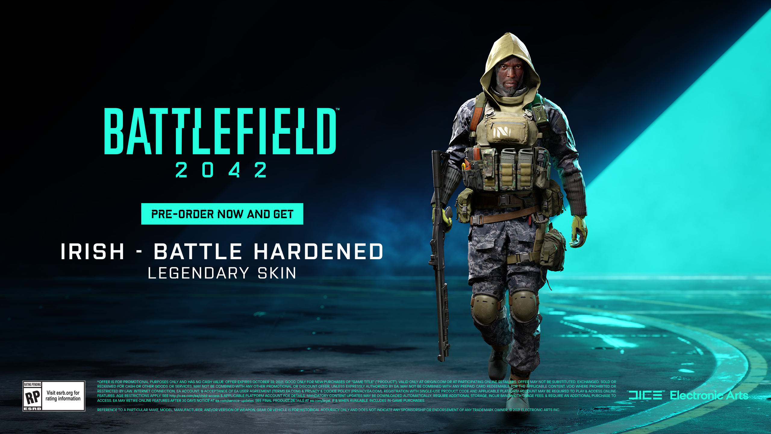 Battlefield Briefing_ The World of 2042 - Preorder Incentive
