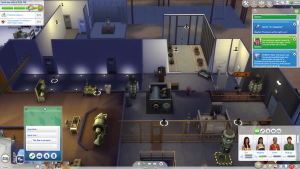 Invite Sims to Hangout Glitch 2.png
