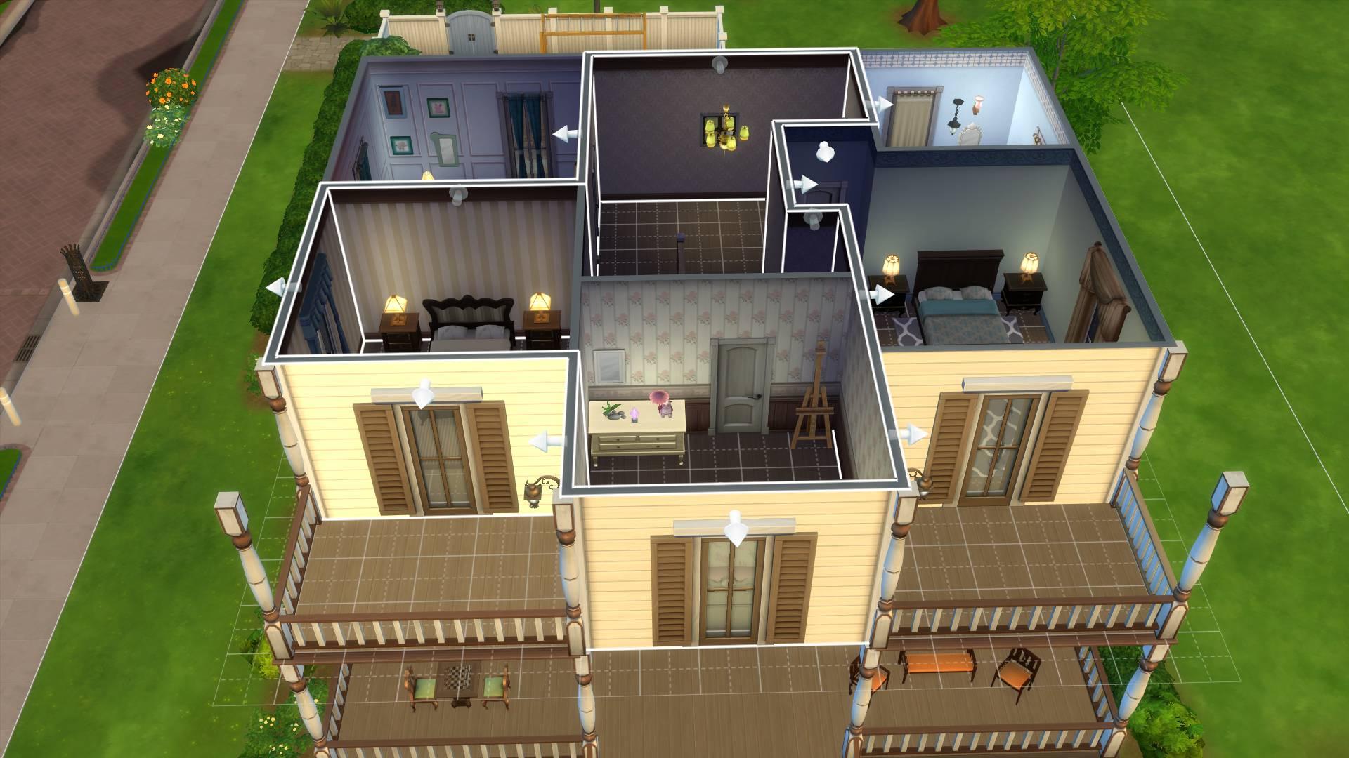 Solved: Sim won't go through certain doors - Answer HQ