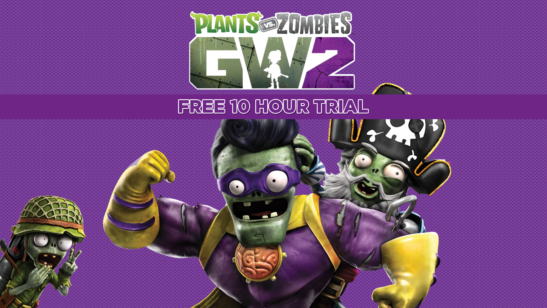 Plants vs  Zombies: Garden Warfare 2 - 10 hour trial - Answer HQ
