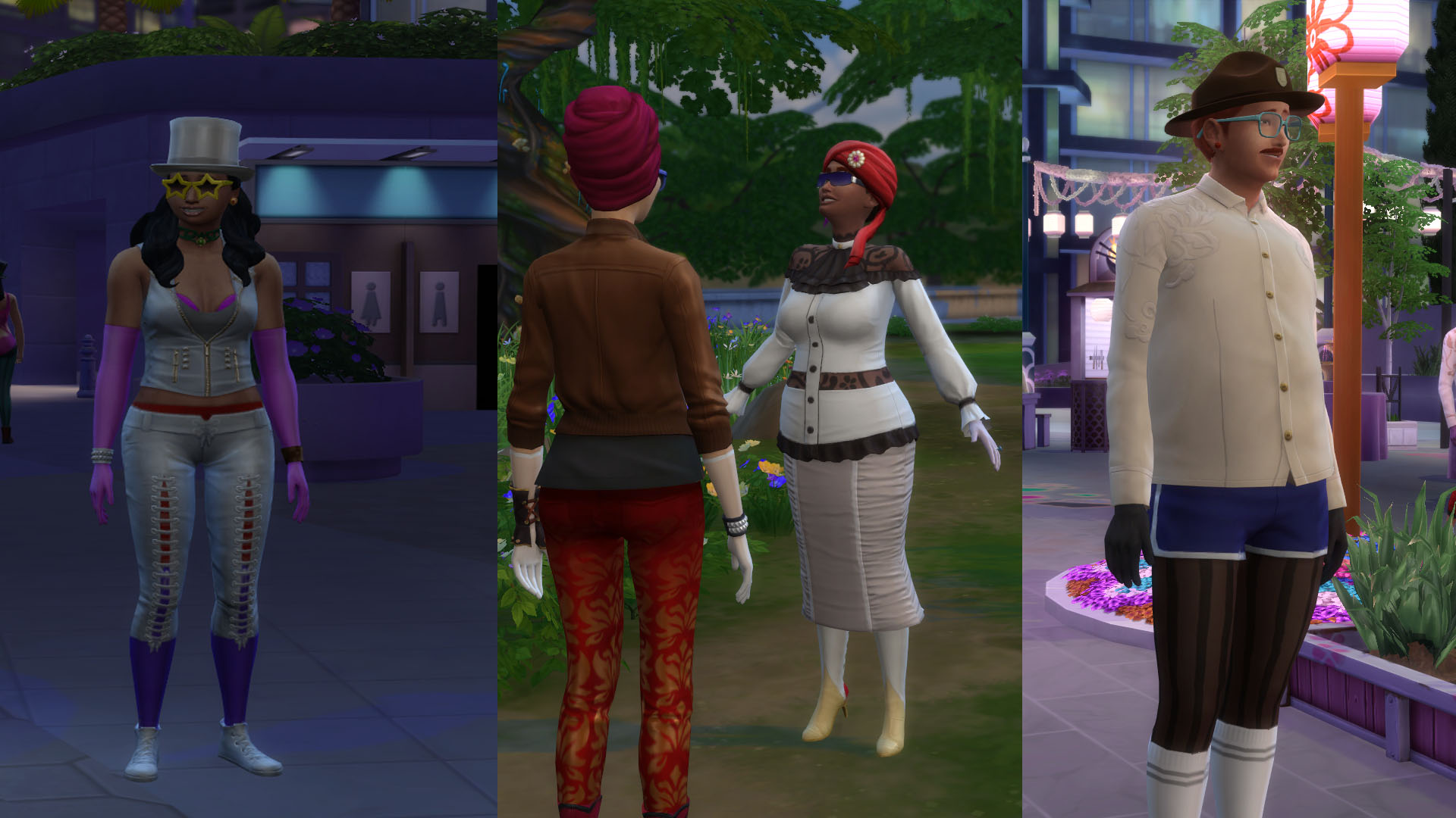 Solved: [FIXED] [V] [CL] NPC Sims dress strangely - Page 3