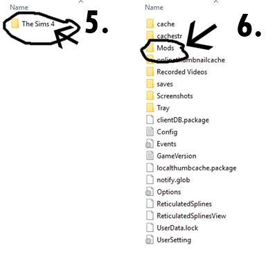 Solved Where Is Mods Folder For Sims 4 In Windows 10 Answer Hq