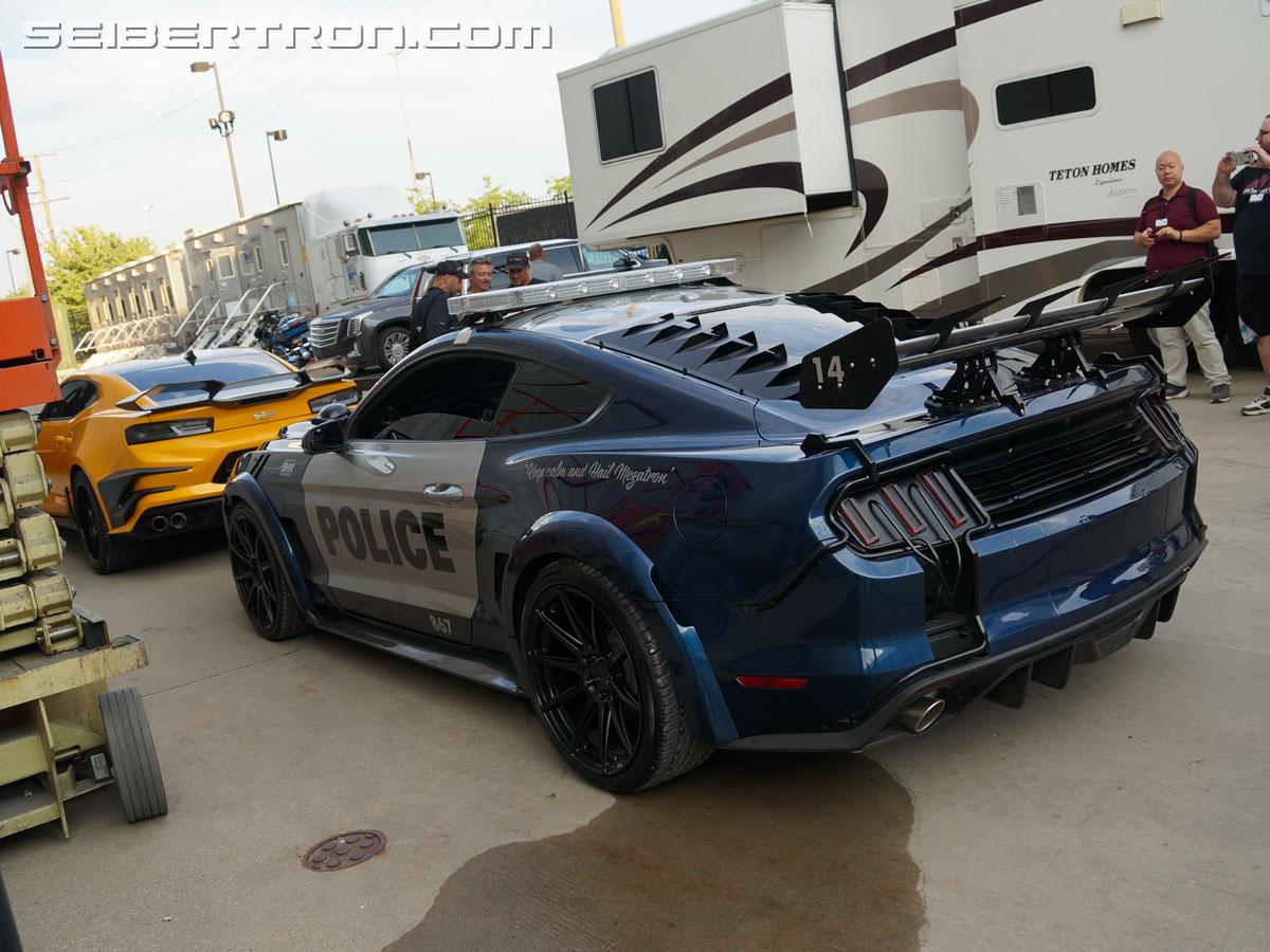 Transformers Car Body Kits Answer Hq