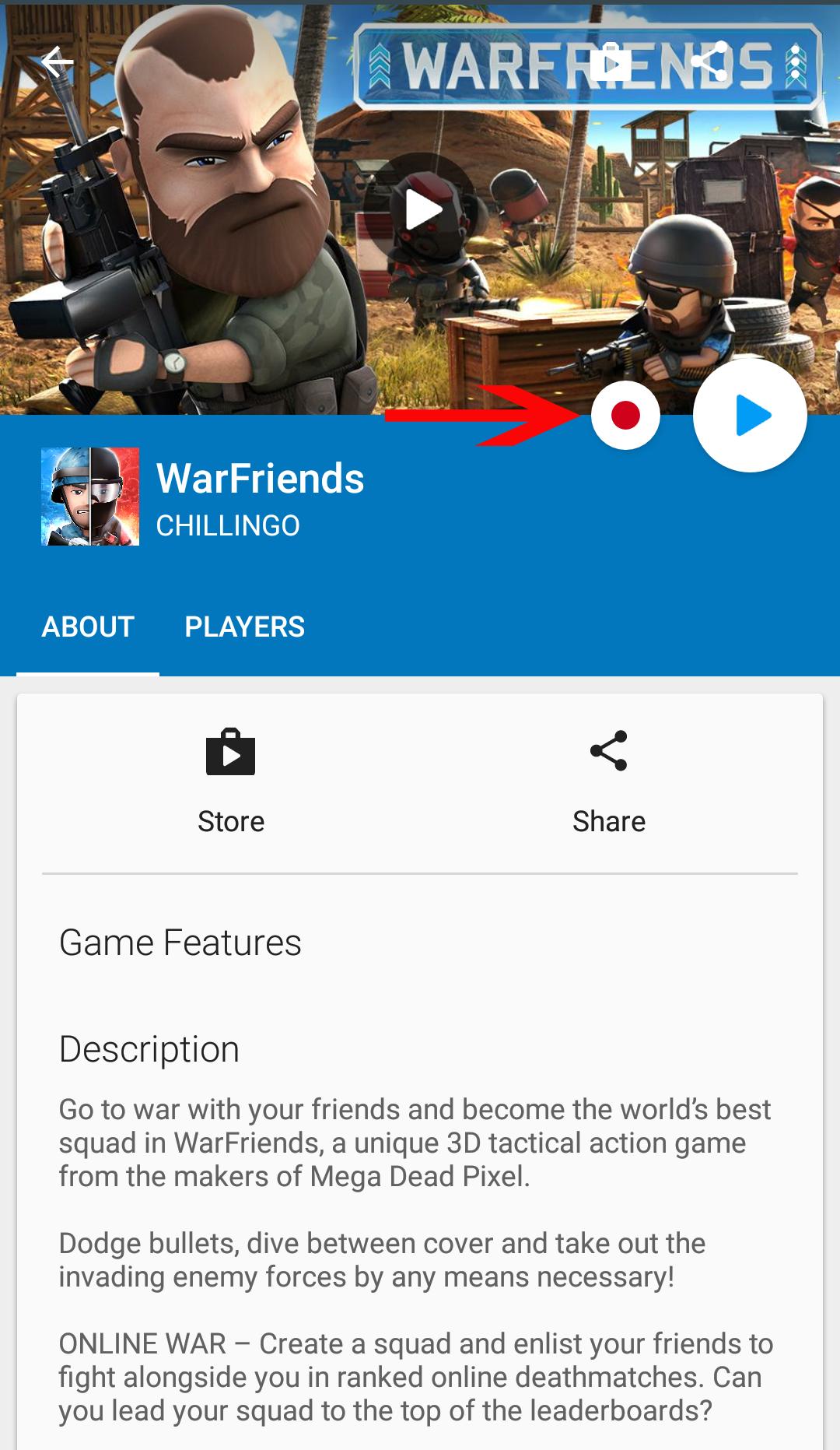 WarFriends FAQ - Answer HQ