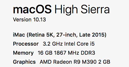 macOS thread - updated to include 10 15 Catalina - Answer HQ