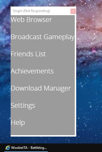 Origin keeps crashing with Windows 10 - Answer HQ