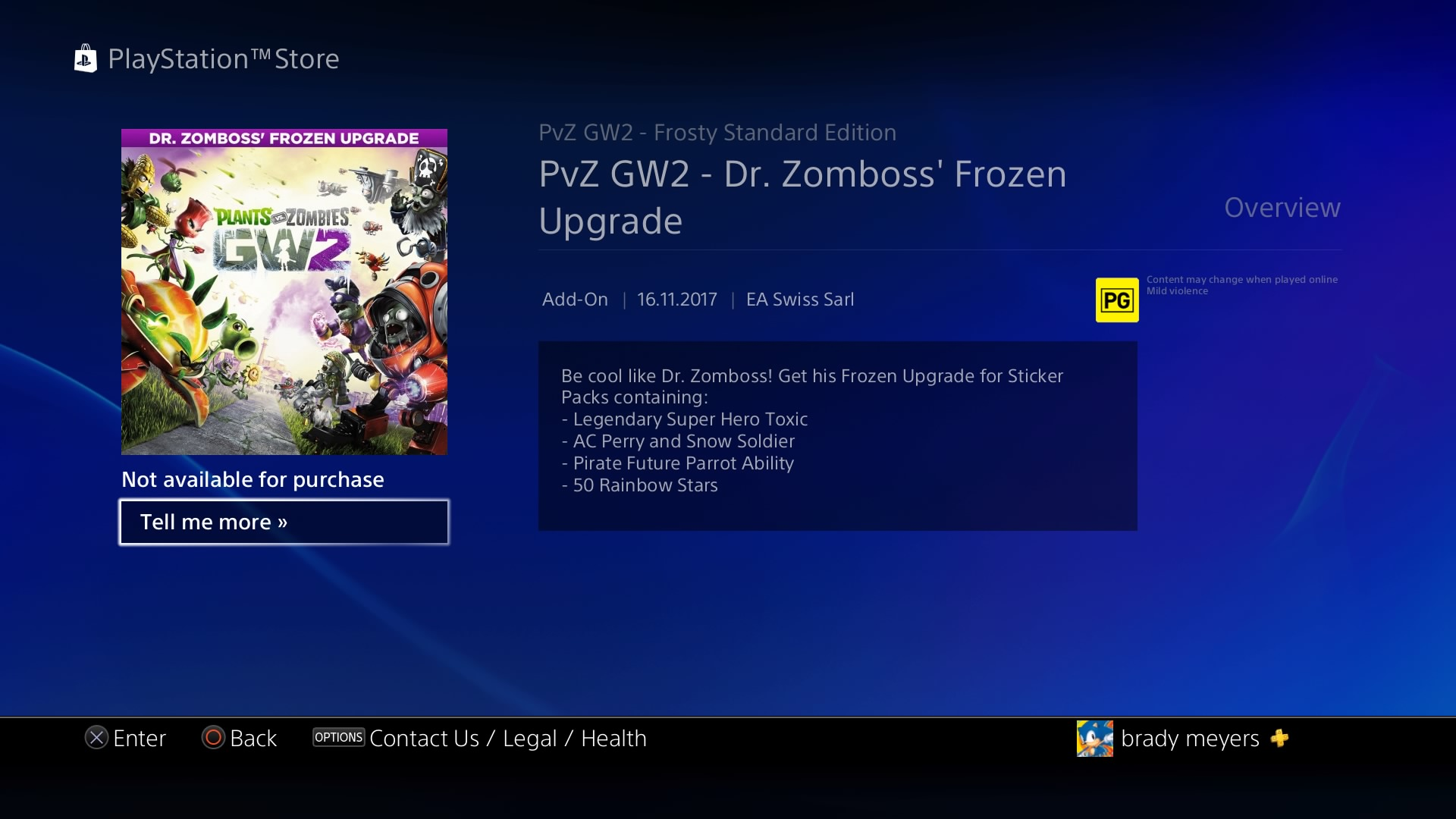 Solved: Issue installing Plants Vs  Zombies Garden Warfare 2