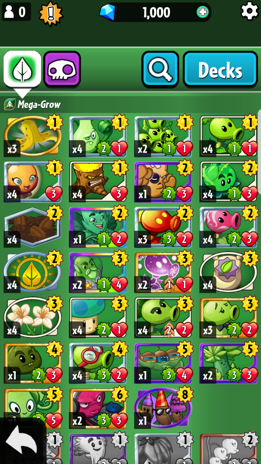 Solved: Best strategy to collect cards? - Answer HQ