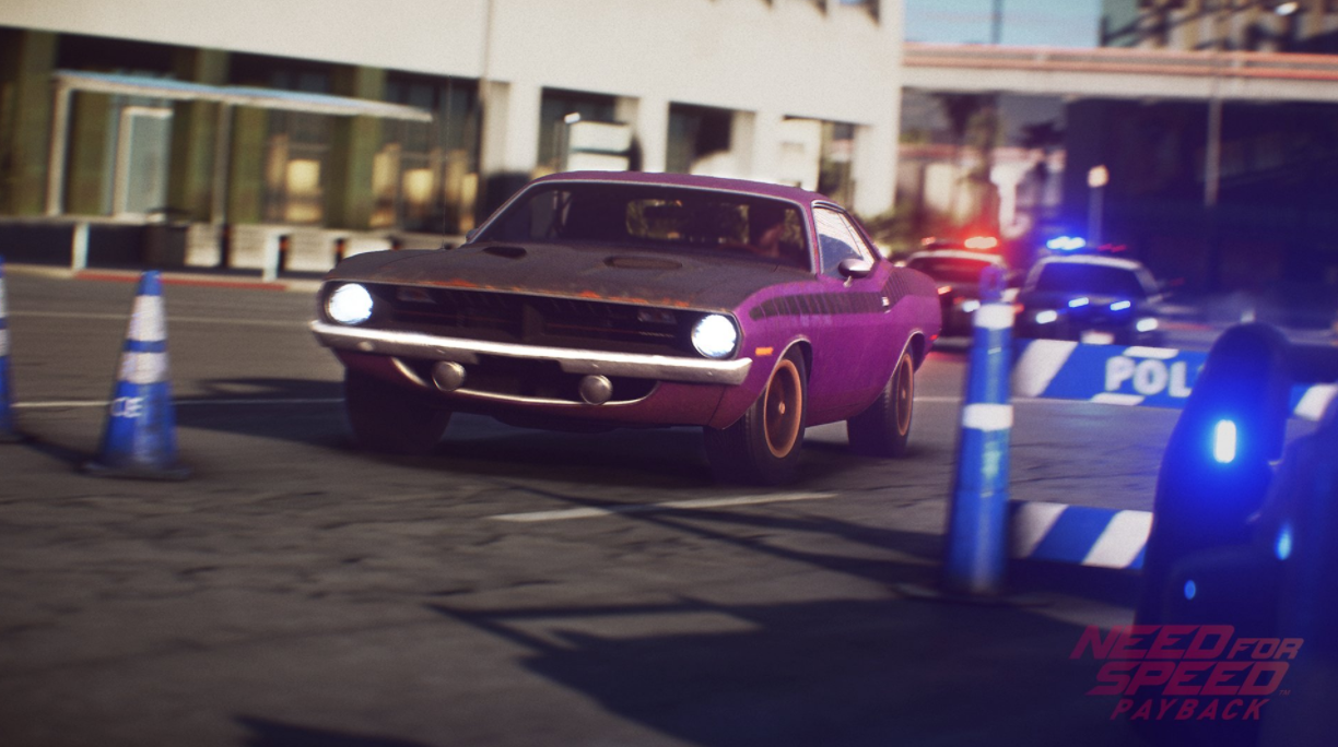 Nfs Payback Plymouth – transport