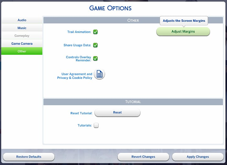 Solved: Sims 4 screen to big - Answer HQ