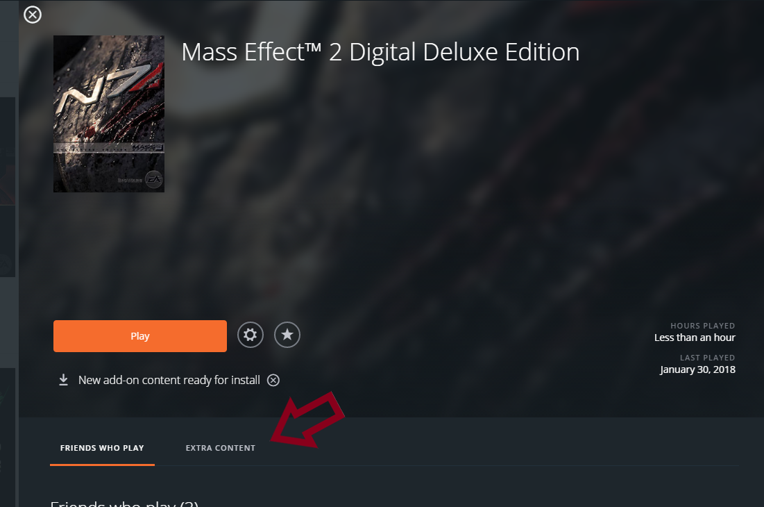 Solved: Importing Mass Effect 2 DLC to Steam - Answer HQ