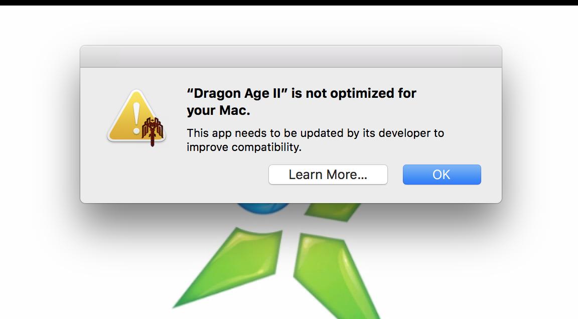 dragon age 2 crashing on mac? - Answer HQ