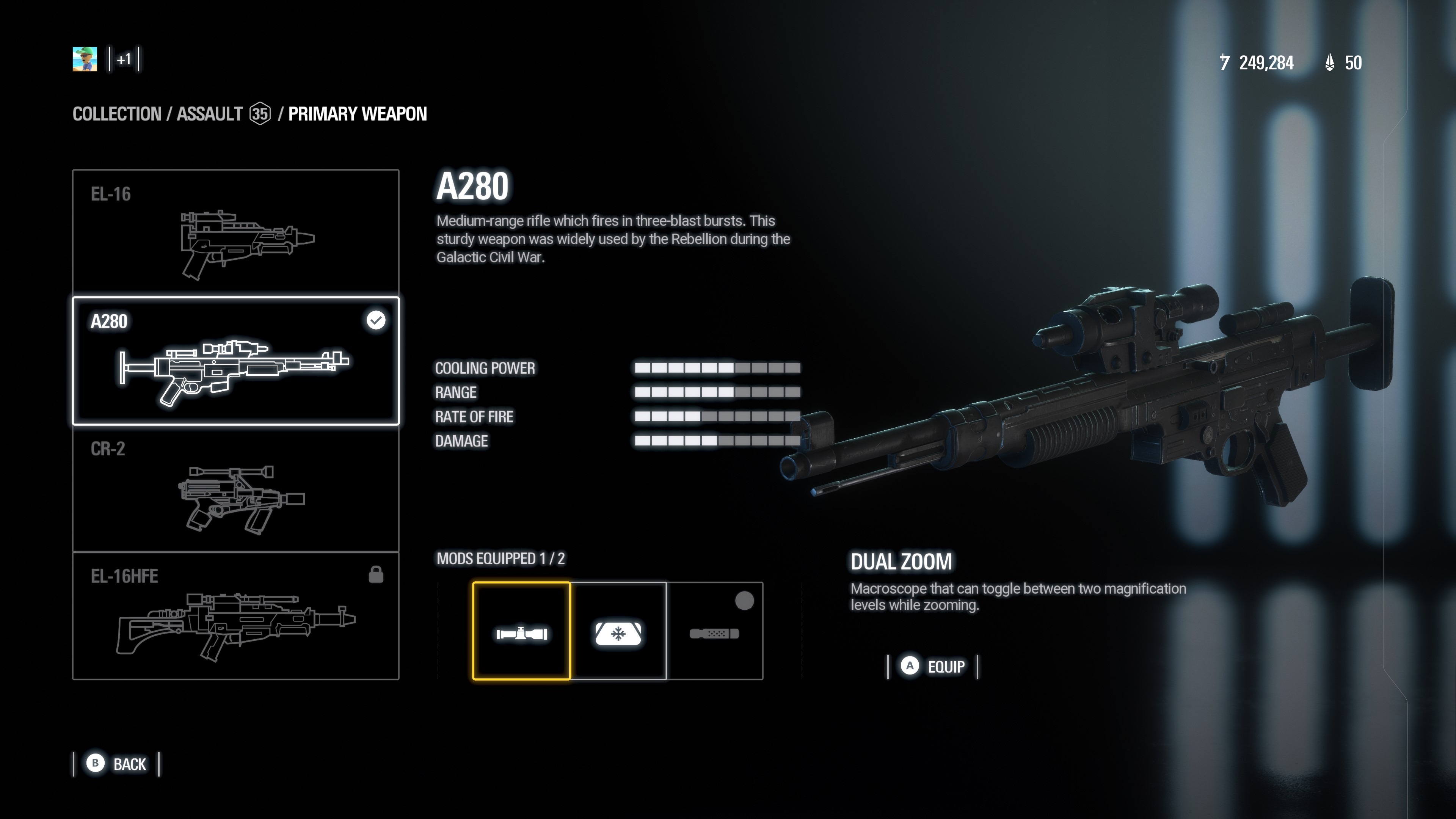 Solved: Cannot equip second weapon mod - Answer HQ