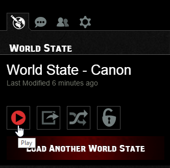 World states