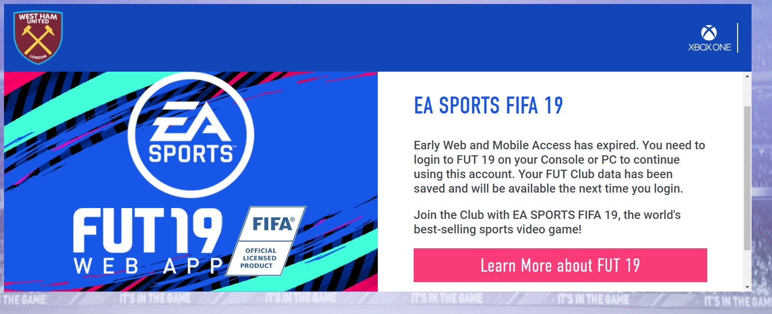 Cant connect to the ea servers fifa 19 - Answer HQ