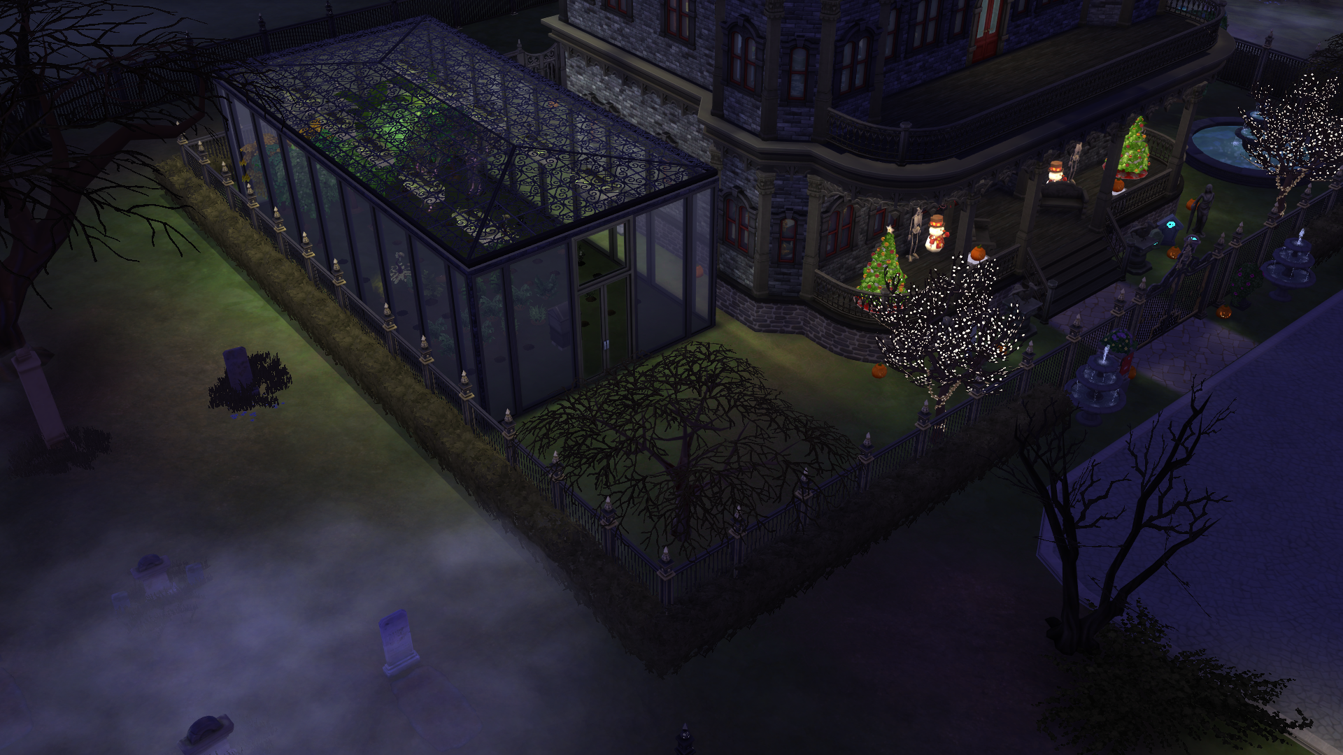 Greenhouse in Forgotten Hollow