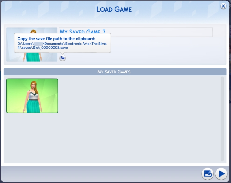 Solved: Moved Sims 4 folder to desktop and have now lost all