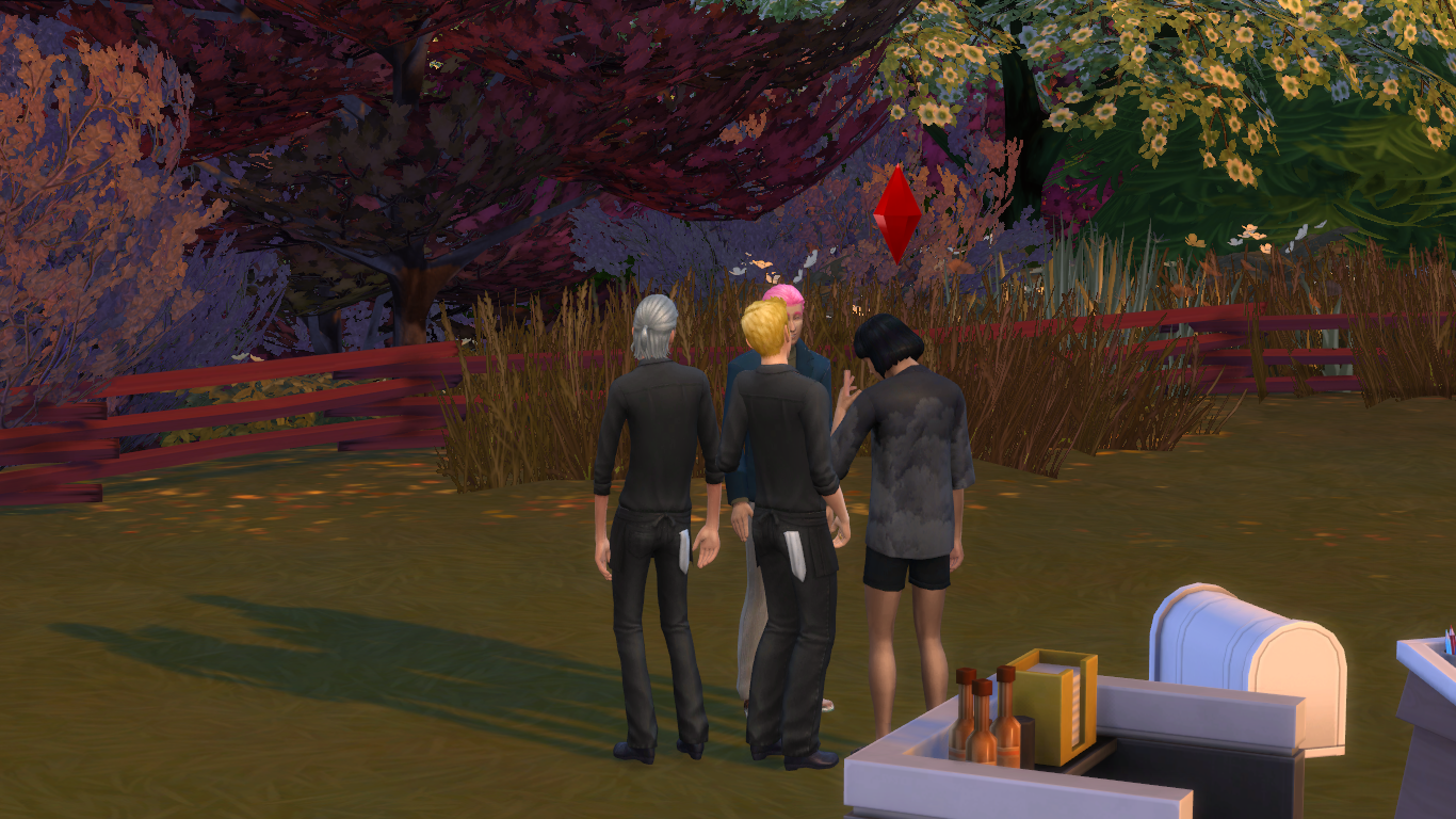Sims 4 Mixologists keep spawning on Restaurant lot - Answer HQ