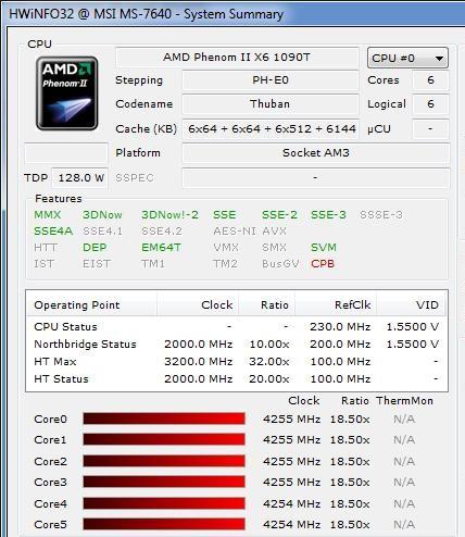 AMD Phenom Crash Cheapest Solution - SSE4 1 & SSSE3 Error