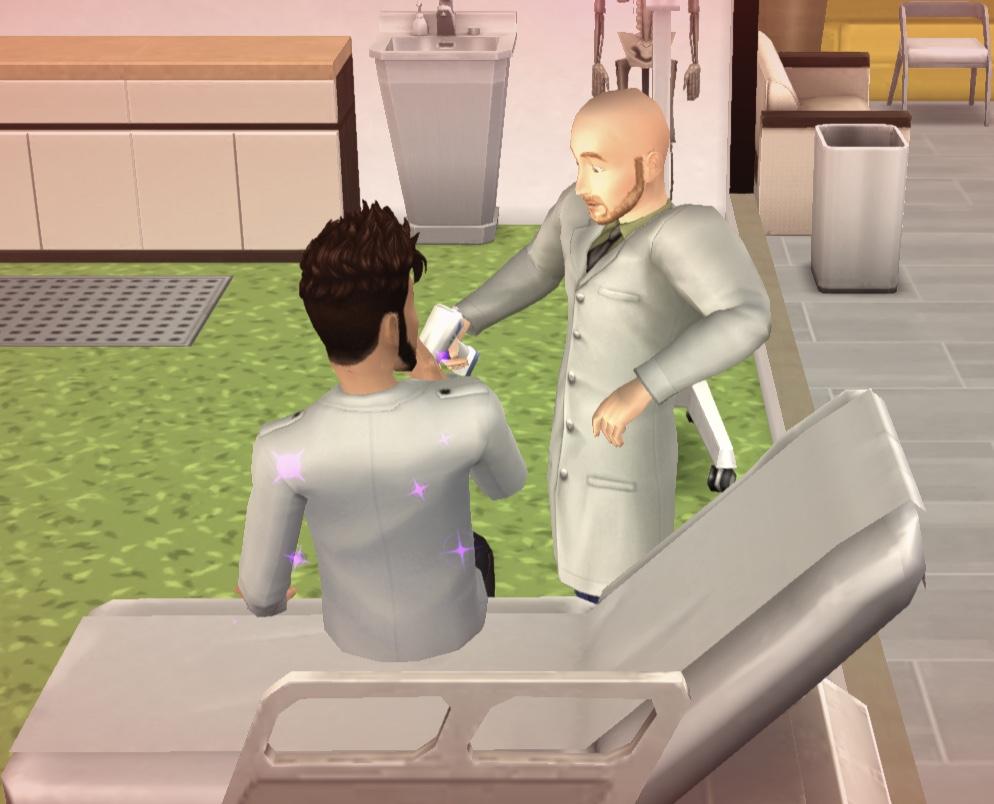 Bald Male