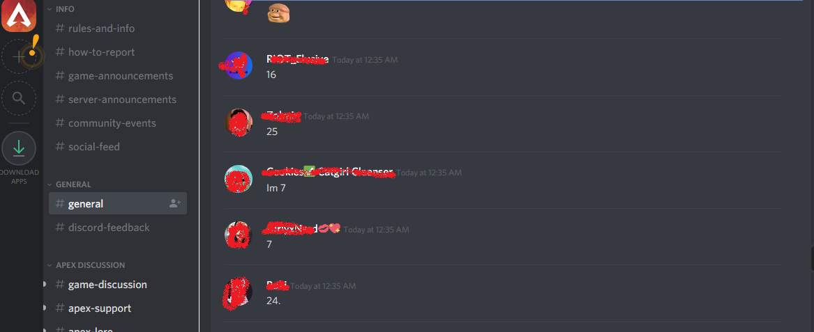 Solved: Abuse of power by a Mod on the Official Apex Legends Discord