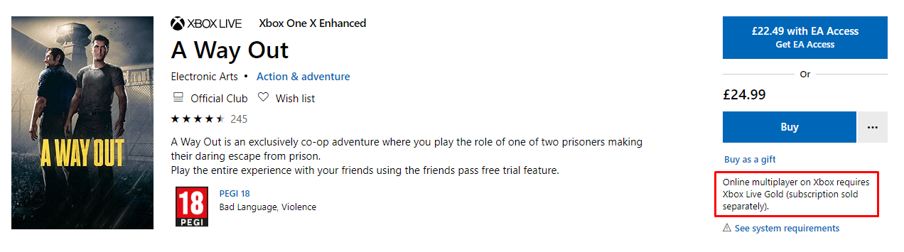 Solved: Free trial 'Friends pass' is not free !! Wrong infos