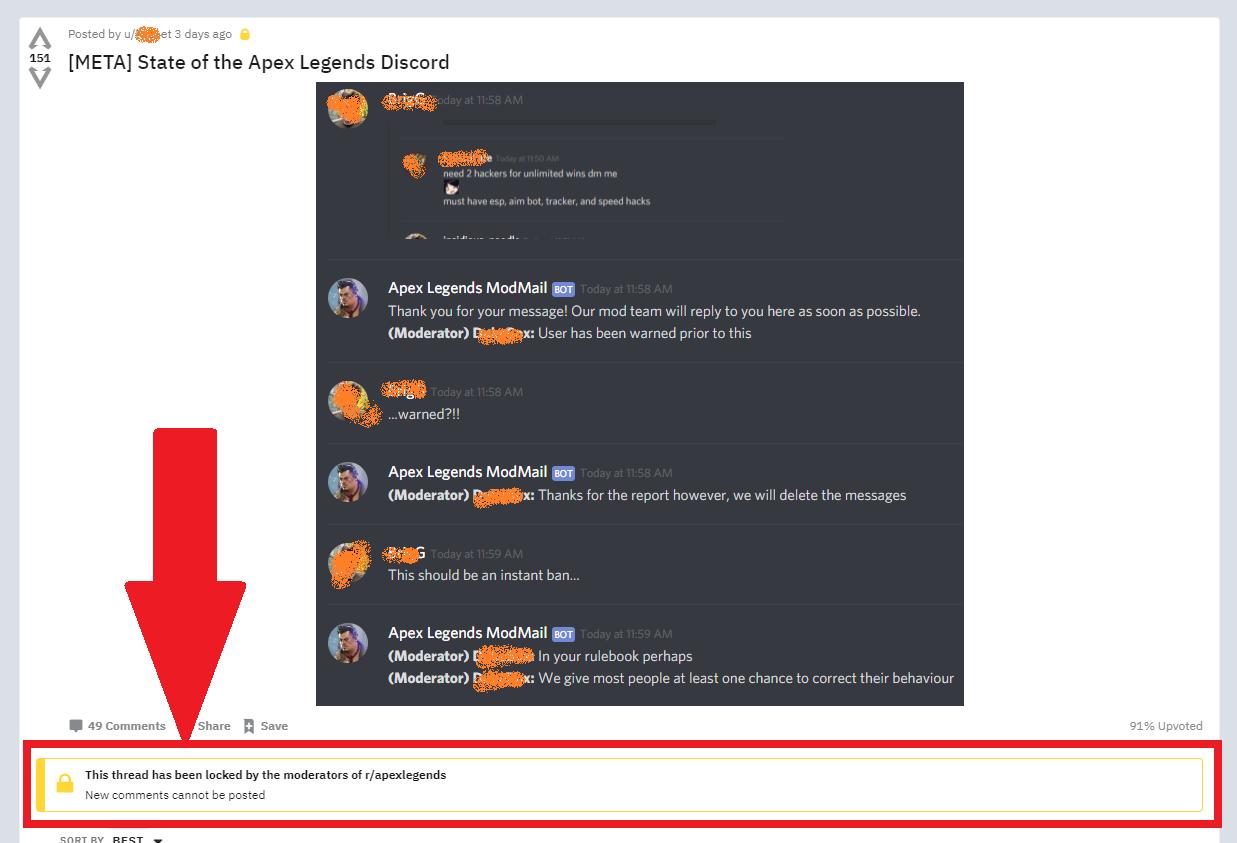 Discord Tracker solved: subreddit & discord, community or anti-community ran