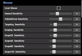 Different ads sensitivity setting for different scopes! - Answer HQ