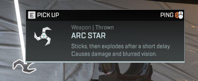 Weapon Spotlight - Arc Stars, Thermite & Frag Grenades