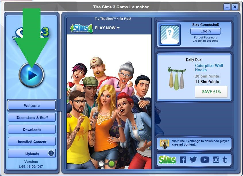 Solved: Invalid login/The Sims 3 Launcher Issues - Page 2