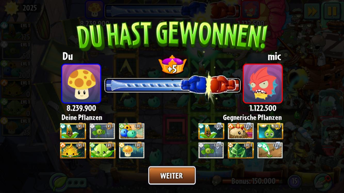 8.2M Level 1 Plants