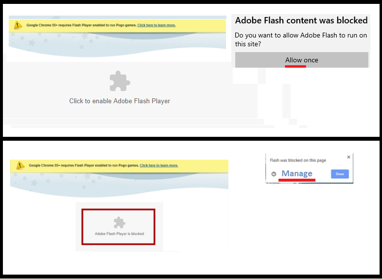 Adobe Chrome