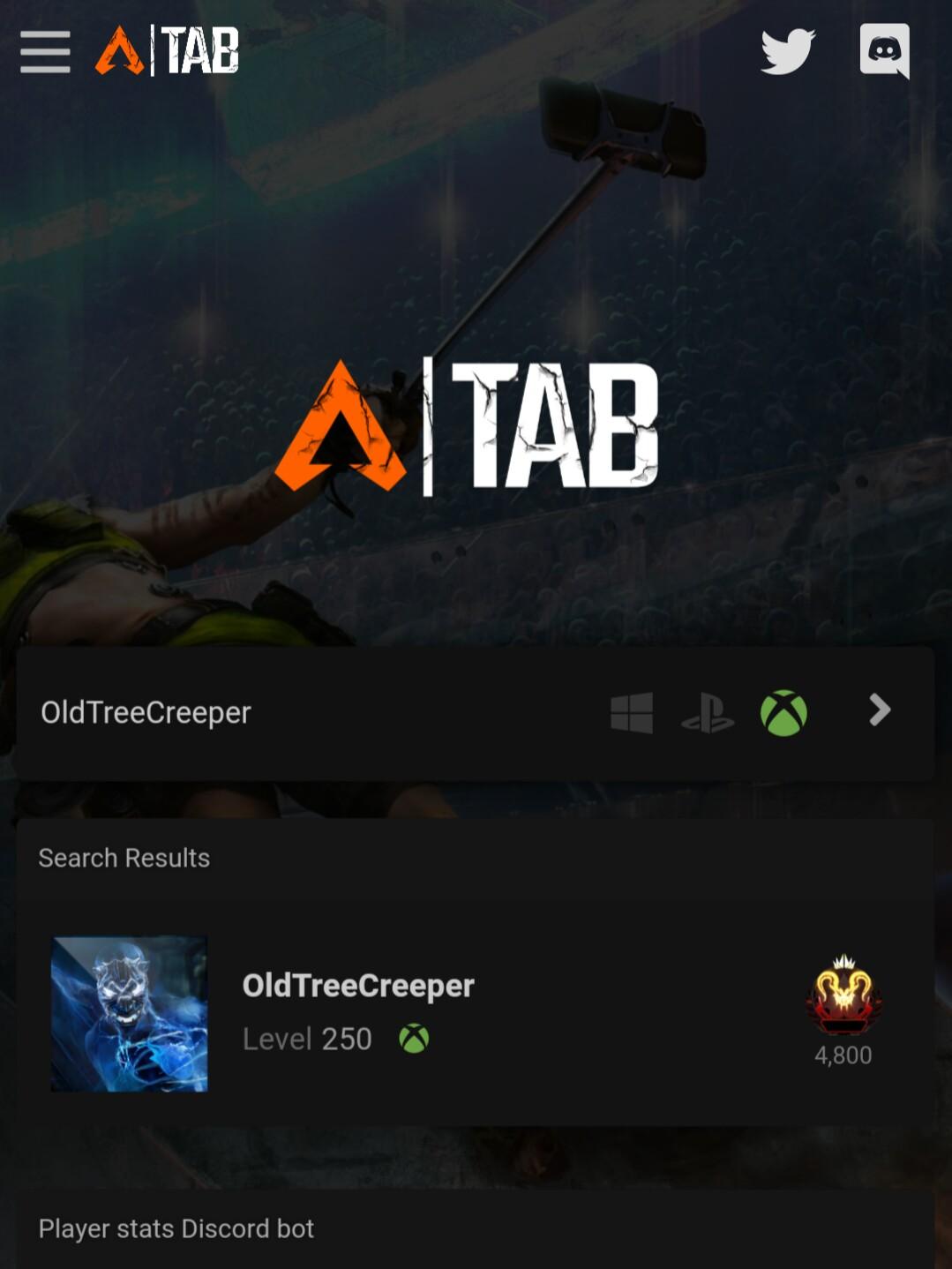apex legends stats online