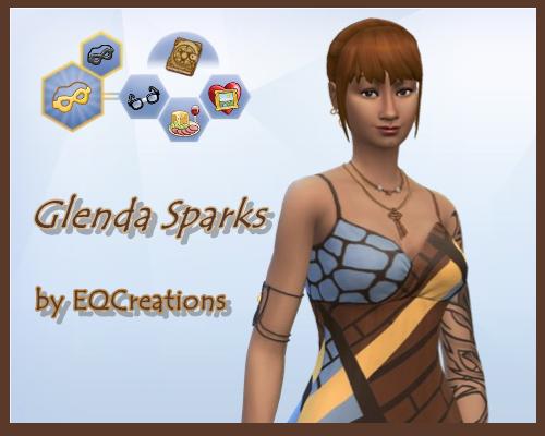 Glenda Sparks Spellcaster 121019