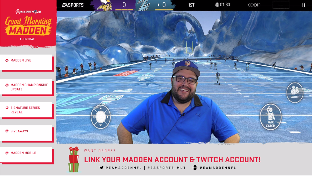 Madden Mobile stream.PNG